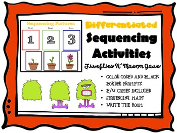 Differentiated Sequencing Activities