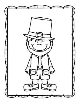 Can You Find My Leprechaun? St. Patrick's Day Descriptive Writing Activity