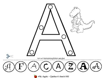 Can You Find Your ABC's?