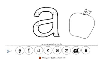 Can You Find Your ABC's?  (lowercase letters)