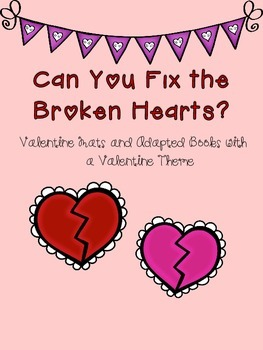 Can You Fix the Broken Hearts?