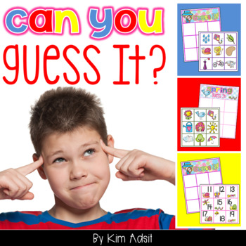 Can You Guess It by Kim Adsit