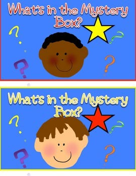 Freebie:  Can You Guess What's in the Box A Tool to Promote Critical Thinking
