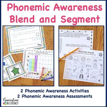 Can You Hear It?  Blending & Segmenting Phonemes