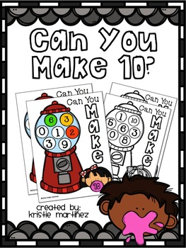 Can You Make 10?