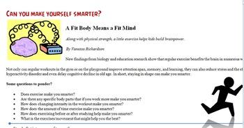 Can You Make Yourself Smarter