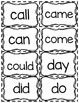 Can You Spell It? {Sight Word Flash Cards}