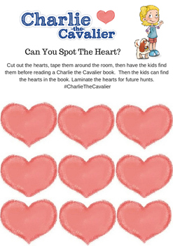 Can You Spot the Hearts?