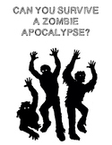 Problem Based Learning: Can You Survive A Zombie Apocalypse?