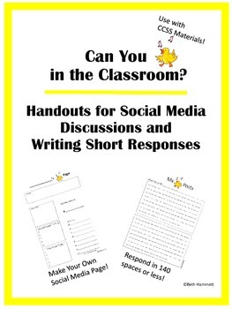 Can You Tweet in the Classroom?