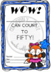 Can count to __ Fox