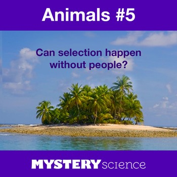 Animals NGSS:Natural Selection&Traits ❤ BUNDLE:Activity, R