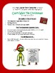 Can't Wait Till Christmas! Text-Dependent Questions and Worksheet