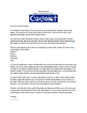 Can't We All Coexist? Project