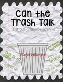Can the Trash Talk - Growth Mindset
