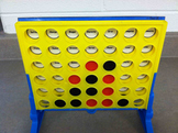 Can you CONNECT FOUR speech/language targets?