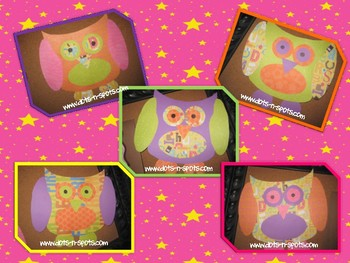 """Can you """"Guess Whooo?"""" Bulletin Board Craftivity"""