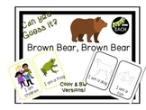 Can you Guess it? Brown Bear Brown Bear Companion