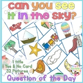 Can you See it in the Sky?(Question of the Day)