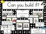 Can you build it?  Block Center Idea