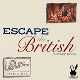 Can you escape the British?  American Revolution Spy Escap