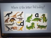 Can you find the letters?