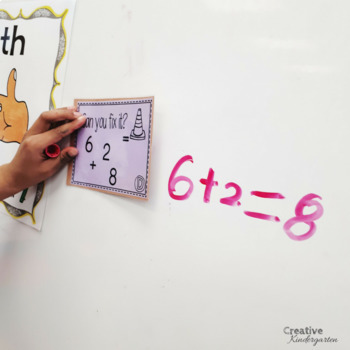 Can you fix it? Addition and Subtraction Math Problems