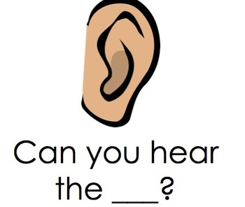 Can you hear the ___?