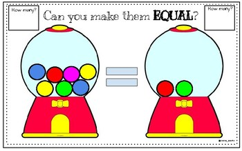 Can you make them equal?