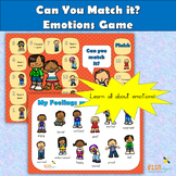 Can you match it? - Emotions game