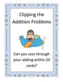 Can you soar through your adding within 20 cards?