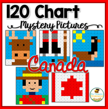 Canada 120 Chart Mystery Pictures