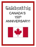 Canada 150 Middle Years Booklet