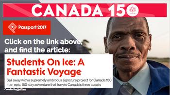 Canada 150 Slideshow