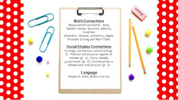 Canada 150 Themed Year-End Activities!  FUN MATH included!!