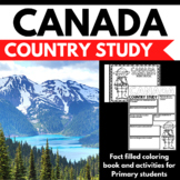 Canada Booklet Country Study