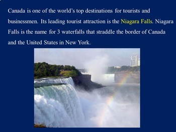 Canada Activity | Canada PowerPoint | Canadian Symbols Power Point