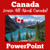 Canada PowerPoint Activity