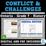 Canada, 1800-1850: Conflict & Challenges - Grade 7 History Unit