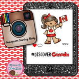 Canada Country Study {Supplemental Activities} Instagram