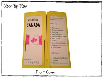 Canada: A Lapbook