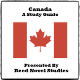 Canada - A Study Guide * (Reed Novel Studies)