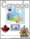 Canada - A Unit for Grade Two and Three