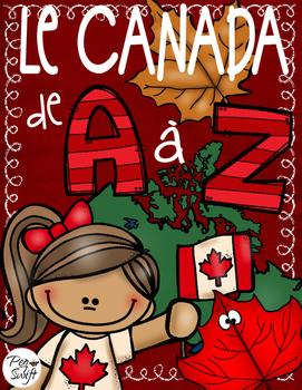 Canada A to Z ~ French ~ Le Canada de A à Z