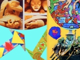 Canada Aboriginal Art First Nations Inuit Métis SHOW + TEST = 206 Slides