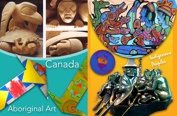 Canada - Aboriginal Art - First Nations - Inuit - Métis - FREE POSTER