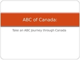 Canada- An ABC Journey