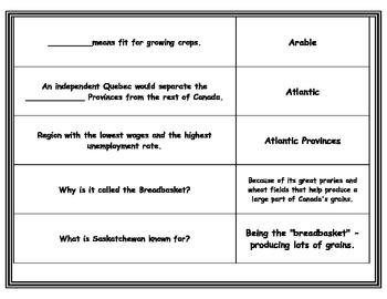 Canada Board Game