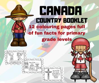 Canada Booklet