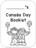 Canada Booklet for Primary